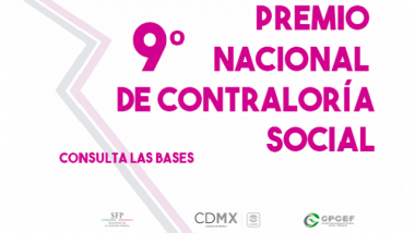9º Premio Nacional de Contraloría Social