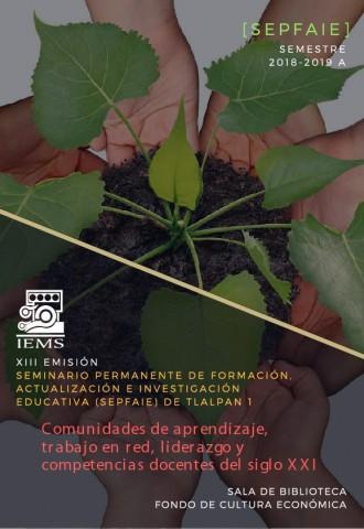 XIII Seminario Permanente de Formación, Actualización e Investigación Educativa