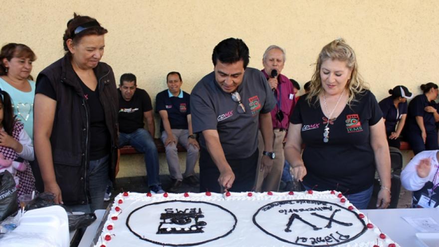 """XV aniversario del plantel """"Belisario Domínguez"""""""