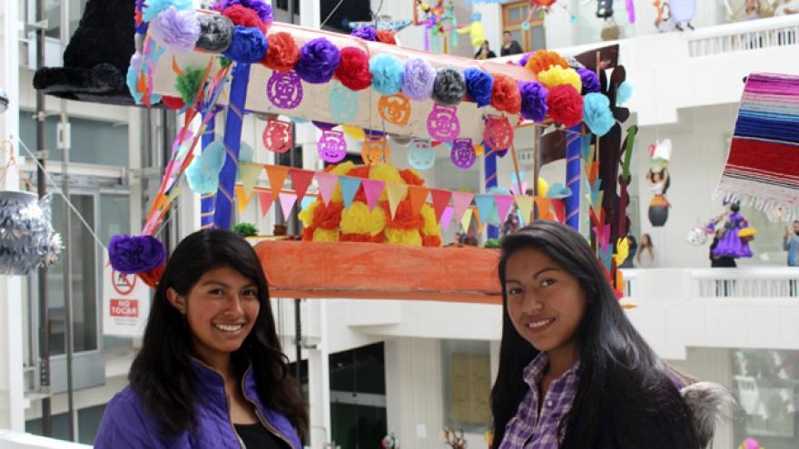 Exposición de Piñatas Mexicanas 2018