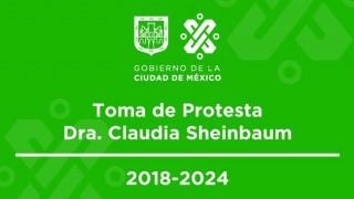 Toma de Protesta de la Secretaria de Educación, Rosaura Ruíz Gutiérrez