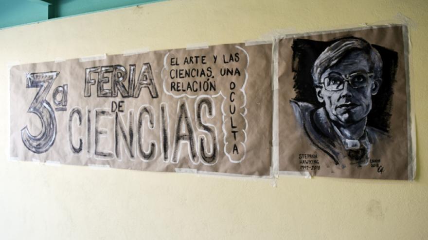 """III Feria de Ciencias: """"El arte y las ciencias, una relación oculta"""""""