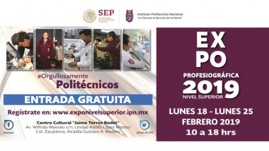 Expo Profesiográfica de Nivel Superior 2019