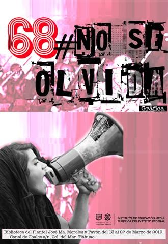 68 #Noseolvida