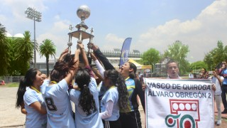 Con gran éxito concluyó el Primer Torneo de Fútbol Soccer Interprepas IEMS 2019