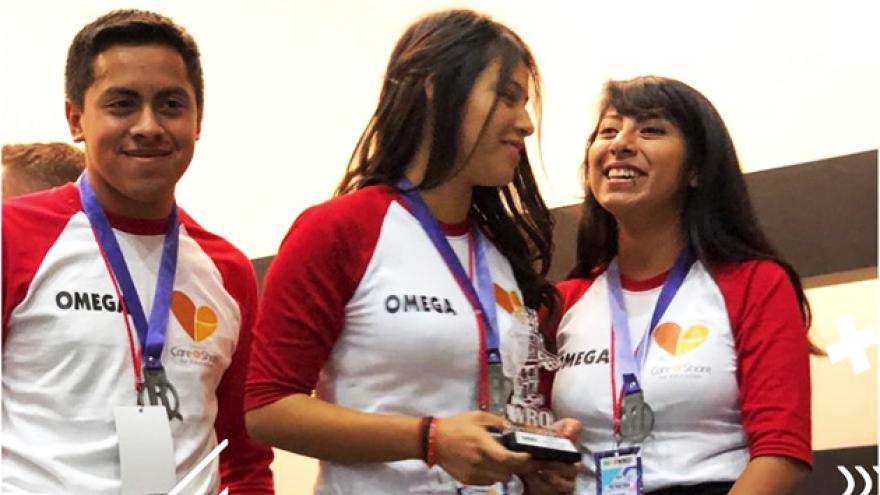 Competencia Regional de Robótica en Toluca
