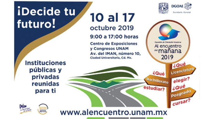 Al Encuentro del Mañana 2019