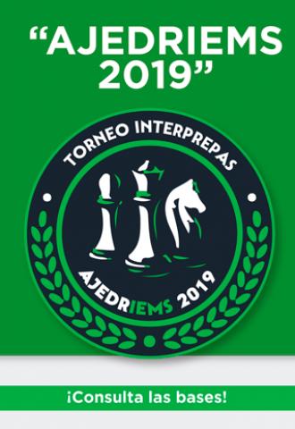 Torneo Interprepas AJEDRIEMS 2019