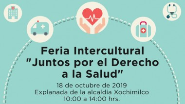 """Feria Intercultural """"Juntos por el Derecho a la Salud"""""""