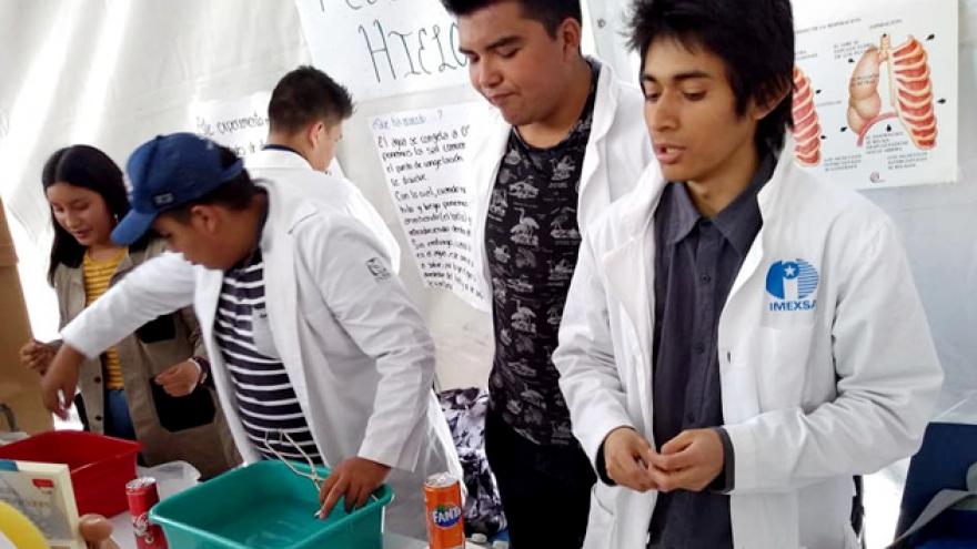 III Feria de la Ciencia