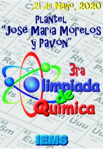 III Olimpiada de Química