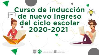 Curso de inducción 2020