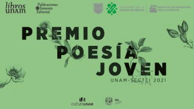Premio Poesía Joven 2021