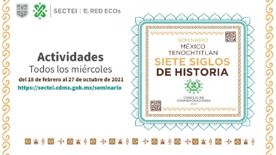 Seminario México-Tenochtitlán